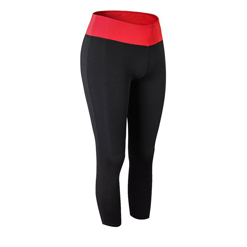 Fancy Women's Sports Running Fitness Wicking Quick-Drying Yoga Pants