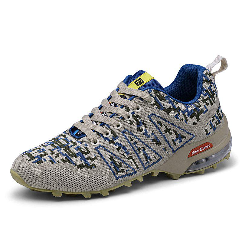 7548a4cfaae 2019 Men s Breathable Wear-resistant Non-slip Outdoor Hiking Shoes ...