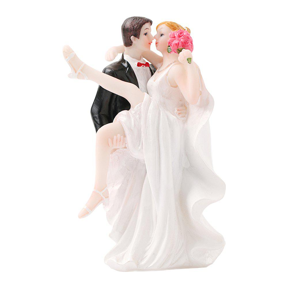 Best Erotogenic Bride Cake Topper Ornaments Decoration