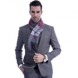 SAN VITALE Fashion Winter Warm Scarf for Men -