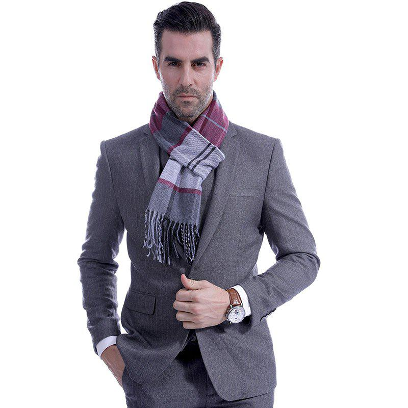 Shop SAN VITALE Fashion Winter Warm Scarf for Men