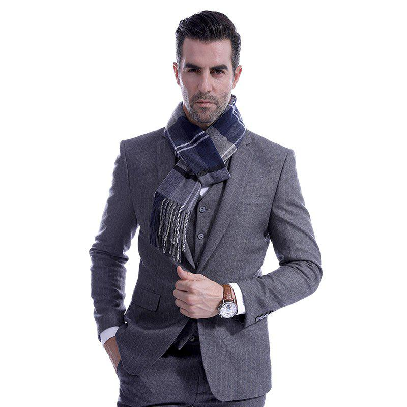 New SAN VITALE Fashion Winter Warm Scarf for Men