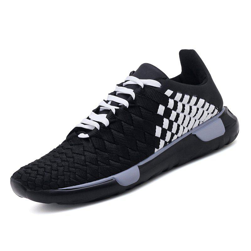 Hot Net Air Cushion Running Joker Fashion Student Male Shoes