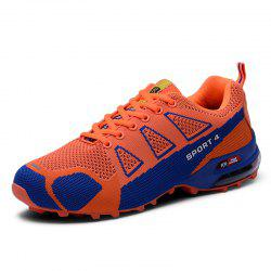 Men'S Breathable Wear-Resistant Non-Slip Sports Running Hiking Shoes -