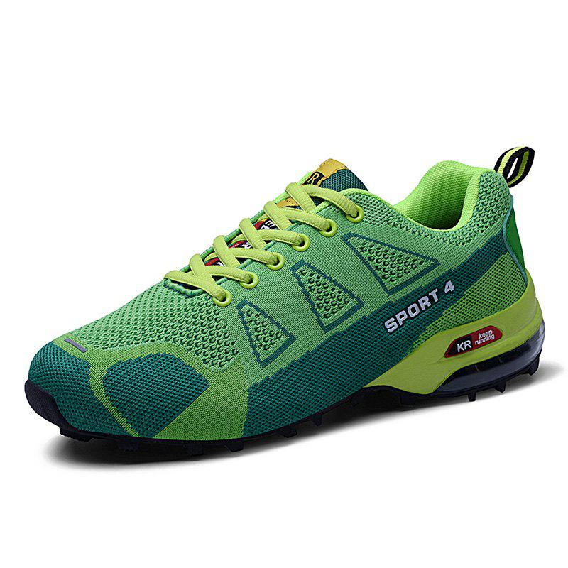 Trendy Men'S Breathable Wear-Resistant Non-Slip Sports Running Hiking Shoes