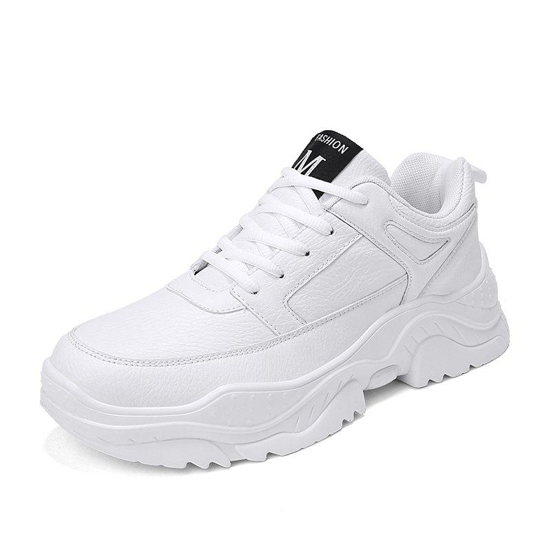 Shops Men'S Lightweight Wear-Resistant Breathable Shock-Absorbing Running Shoes