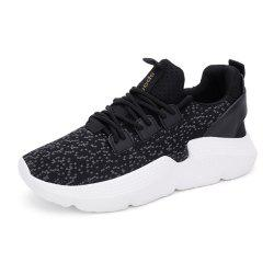 Sports Shoes Running Shoes Breathable Women'S Shoes Thick Foundation Pine C -