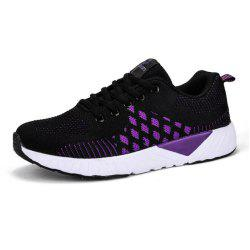Fly-Weaving Shoes Casual Shoes Light Running Shoes Fashion Shoes -
