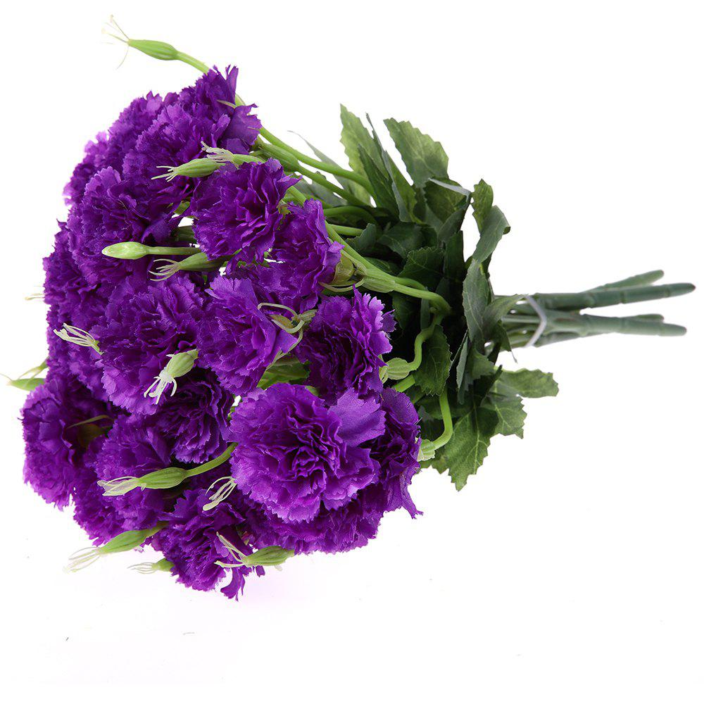 2019 Artificial Flower 5 Heads Carnation Wedding Christmas - Which-artificial-flower-colors-are-good-for-a-home