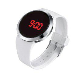 Seasonal Smart Touch Screen LED Fashion Trend Children Electronic Luminous Watch -
