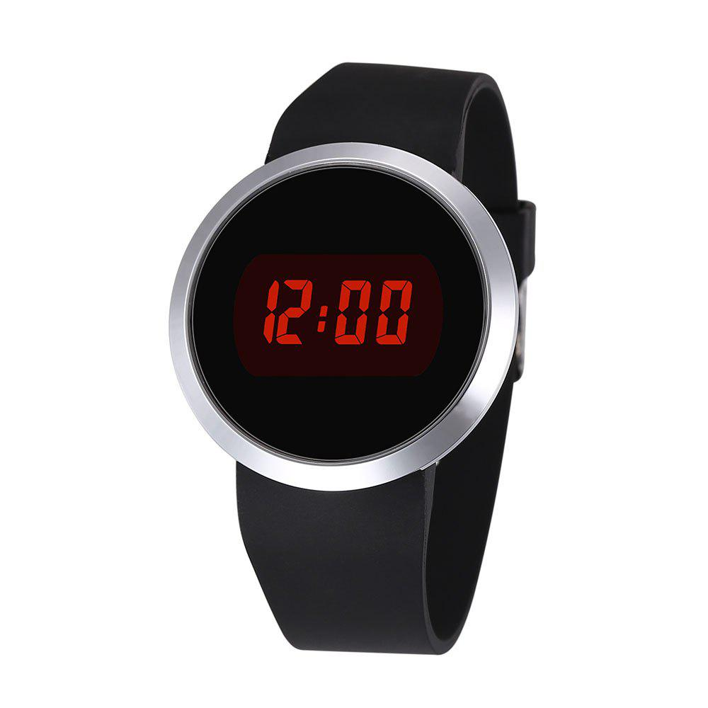 New Seasonal Smart Touch Screen LED Fashion Trend Children Electronic Luminous Watch