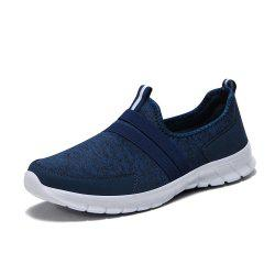 Spring And Summer Net Cloth Leisure Lovers Casual Shoes -