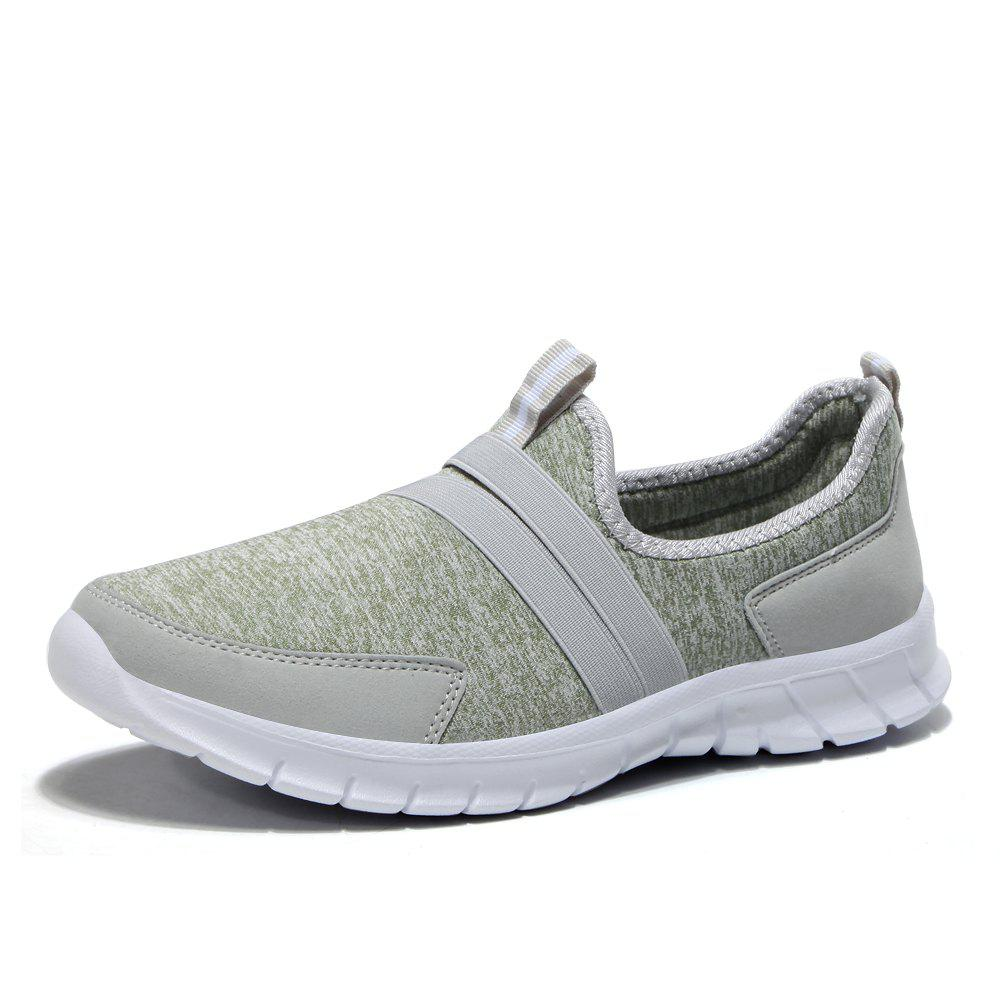 Hot Spring And Summer Net Cloth Leisure Lovers Casual Shoes