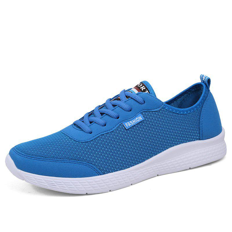 Shops Men'S Lightweight Hollow Breathable Mesh Sports Running Shoes