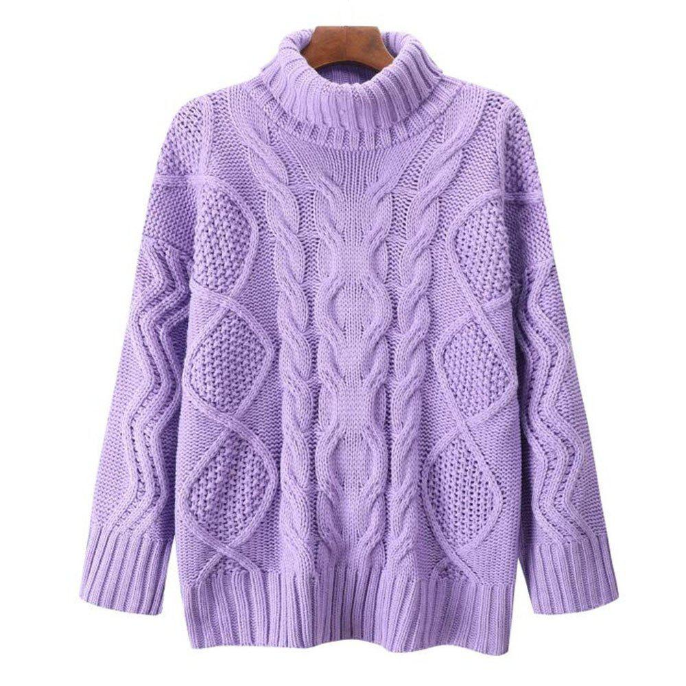 Latest Women's Loose Long Sleeved Sweater
