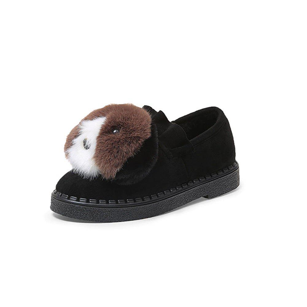 Shops Lovely Dog Warm Comfortable Flat Shoes