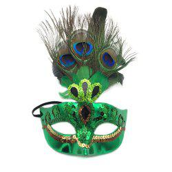 Halloween  Mask for beauty  Women Party Costume Accessory fashion Ball Mask -