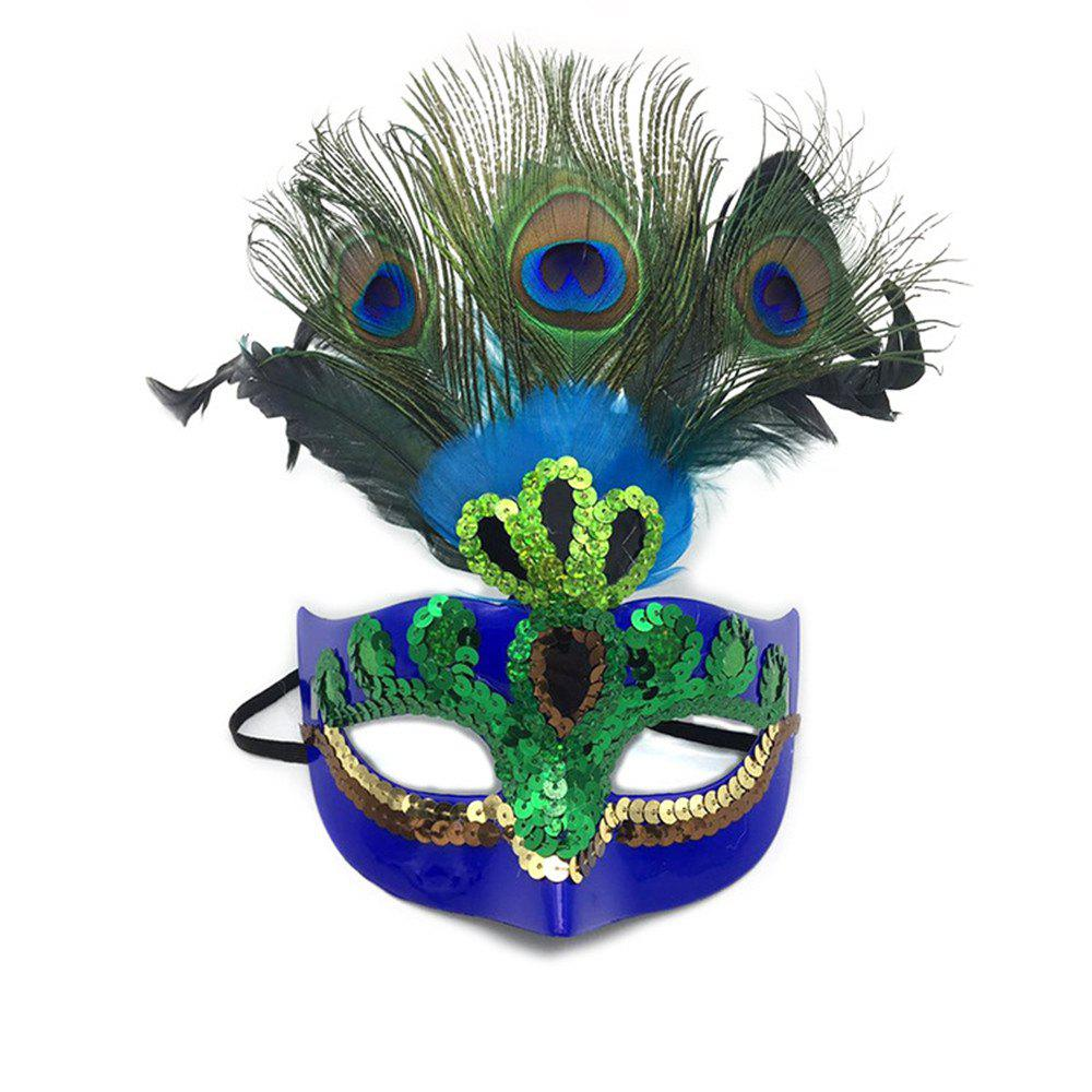 Cheap Halloween  Mask for beauty  Women Party Costume Accessory fashion Ball Mask
