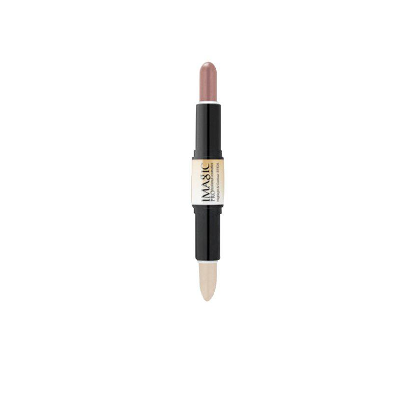 Affordable Double Headed Contours Stick Concealer Pen To Repair and Polish High Gloss Pen