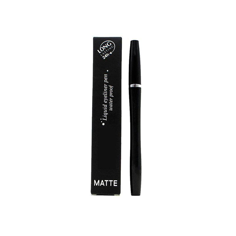 IMAGIC Cool Black Quick-Drying Waterproof Not Blooming Sweat-Proof Eyeliner Pen