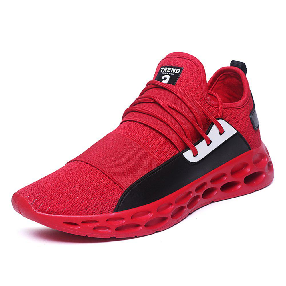 New High Elastic Rubber Non-Slip Large Size Sneakers Wear Resistant Non-Skid Running