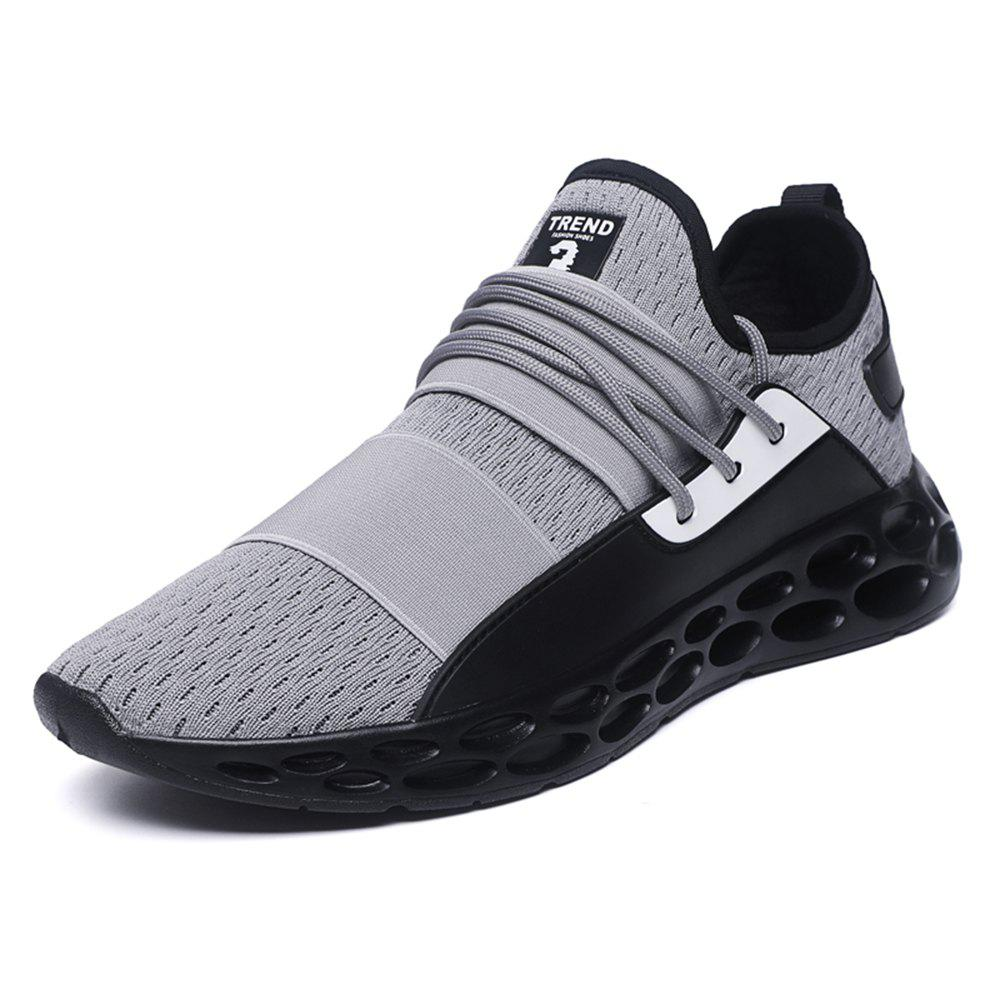 Shops High Elastic Rubber Non-Slip Large Size Sneakers Wear Resistant Non-Skid Running