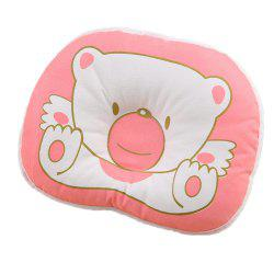 Cartoon Bear Set To Prevent Rollover Baby Pillow -
