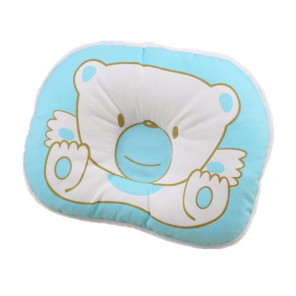 Latest Cartoon Bear Set To Prevent Rollover Baby Pillow