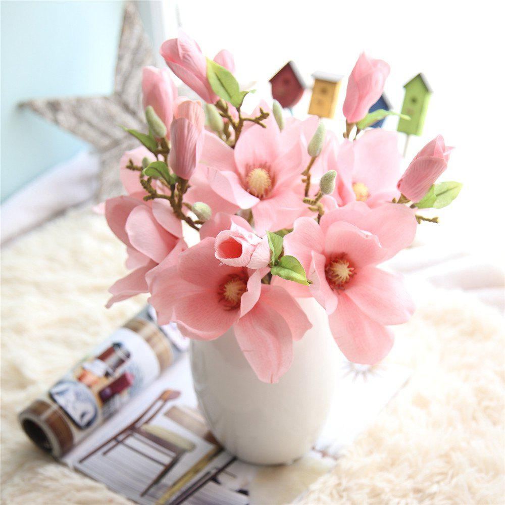 2018 Home Decorations Artificial Flower Wedding Bridal Bouquet In