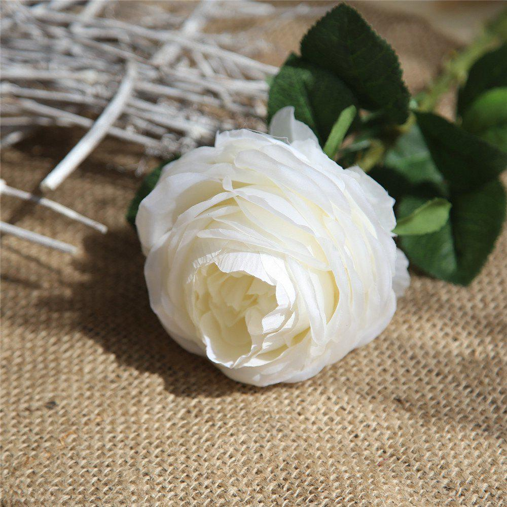 Discount Artificial Flower Rose Home Decorations Wedding Party Desktop Ornament