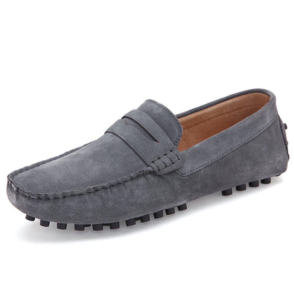 Affordable Leather Men'S Driving Shoes