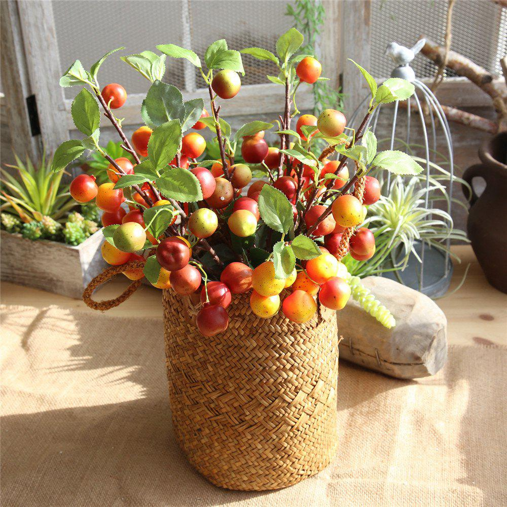 Chic Vivid Artificial Flower Berries Home Wedding Party Decorations