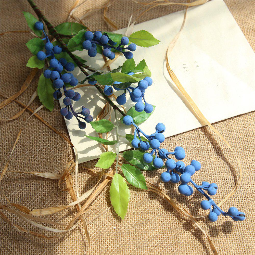 New Vivid Little Berries Artificial Flower Home Wedding Party Decorations