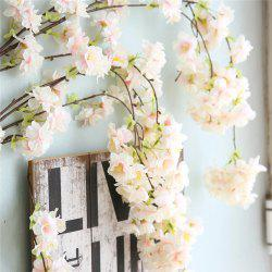 Artificial Flower Oriental Cherry Wedding Party Home Decorations -