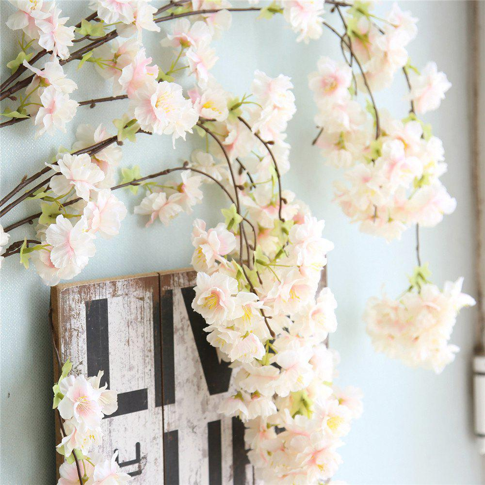 Hot Artificial Flower Oriental Cherry Wedding Party Home Decorations