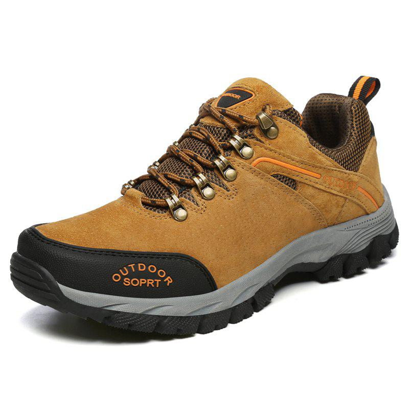 Latest Men'S Breathable Wear-Resistant Non-Slip Outdoor Sports Hiking Shoes