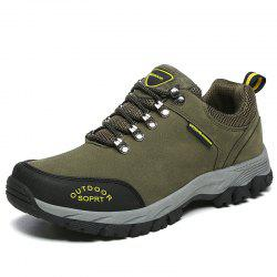 Men'S Outdoor Sports Breathable Non-Slip Wear-Resistant Shock-Absorbing Hiking S -