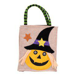 YEDUO  Halloween Children's Candy Bag Party Dress Up Non-woven -