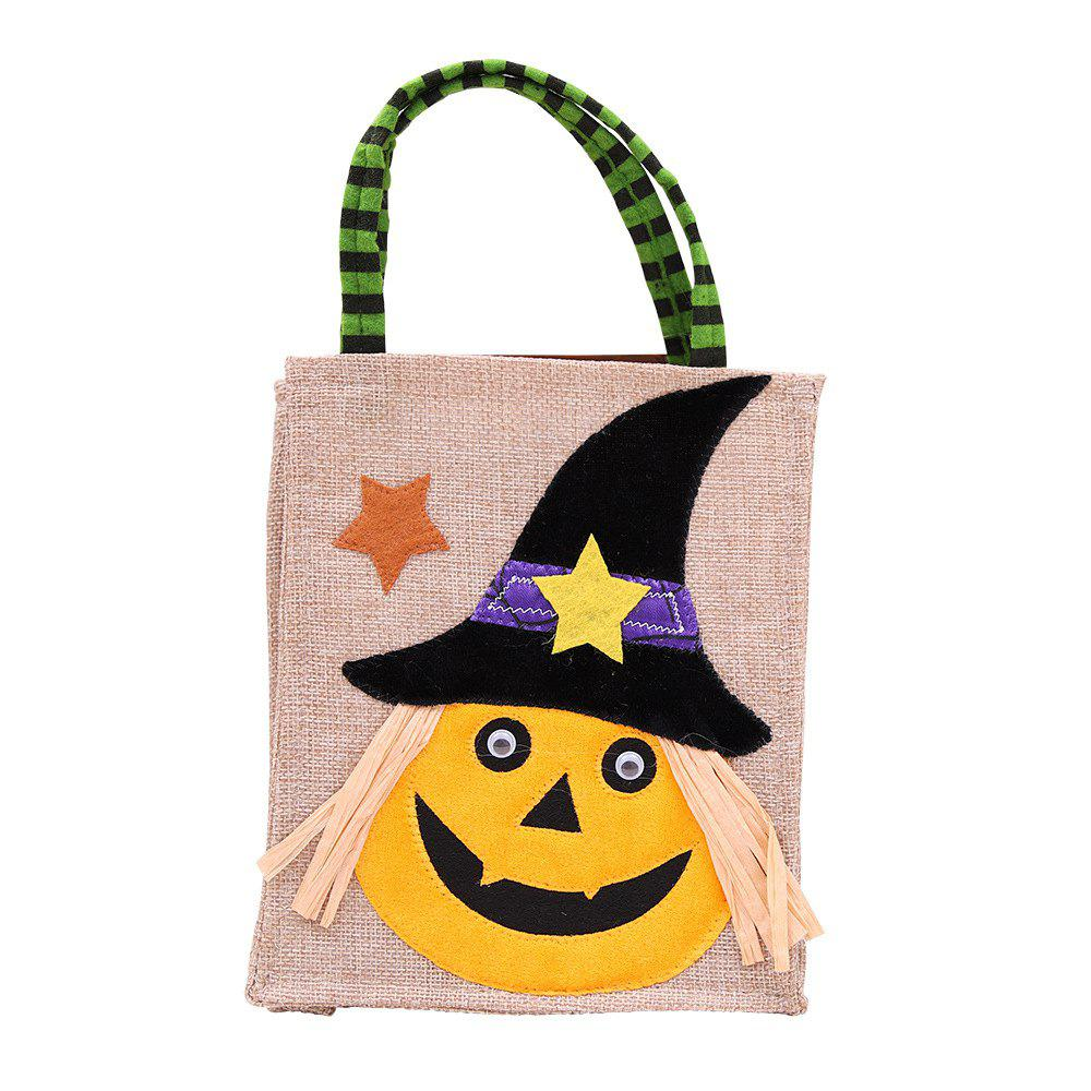 Shop YEDUO  Halloween Children's Candy Bag Party Dress Up Non-woven