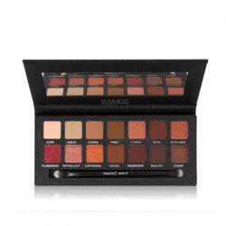 Color Eyeshadow Matte Pearl 14 Eyeshadow Palette -