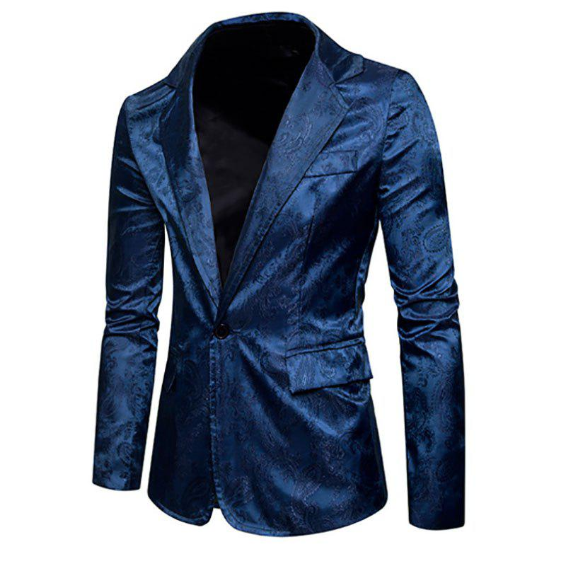 Affordable Men's Fashion Casual One Button Suit