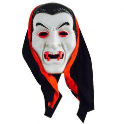 Halloween Night Light Terrorist Vampire Halloween Mask Mask Bar KTV Party -