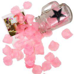 Silk Flower Simulation Rose Petals 200PCS -