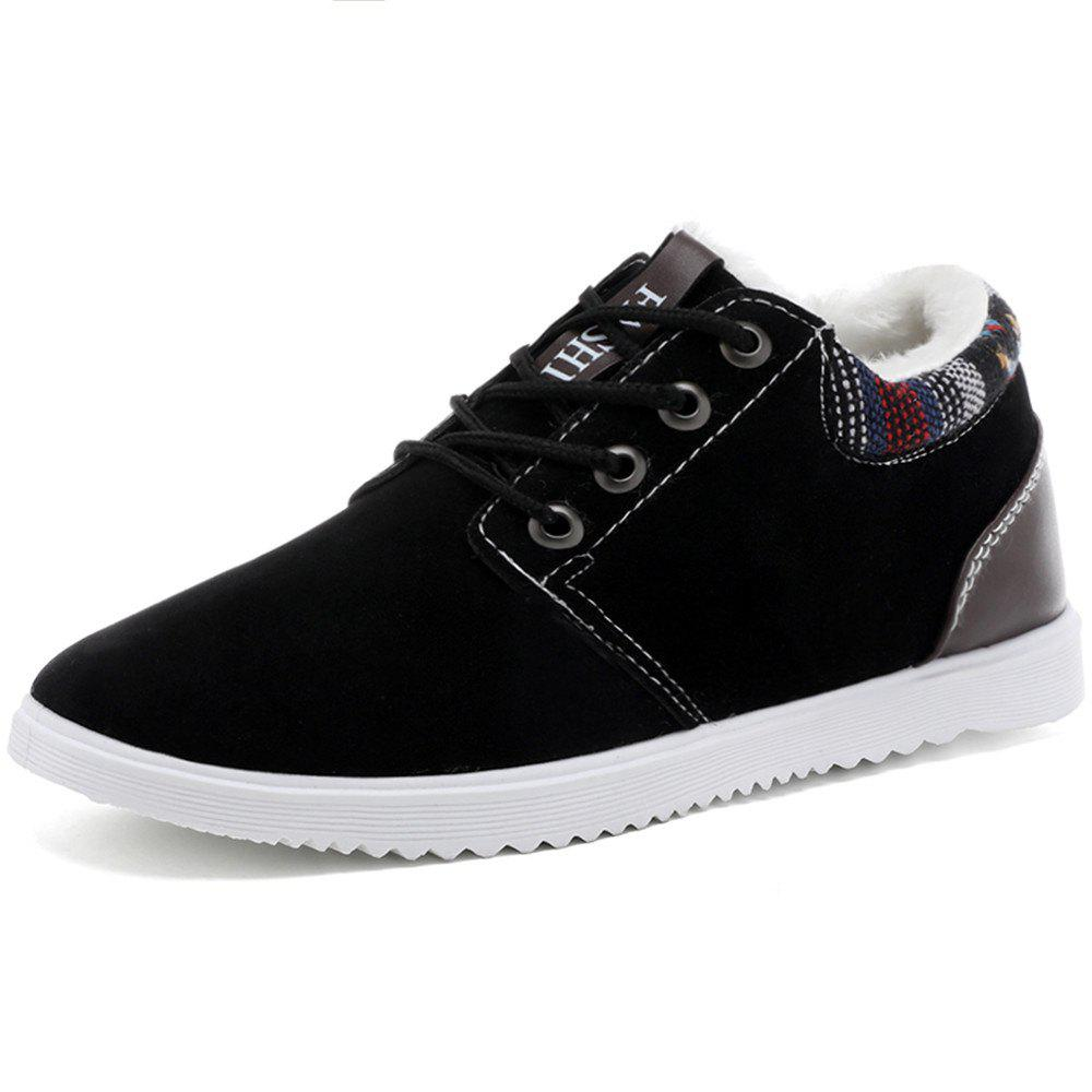 Outfits Men'S Casual Padded Warm Cotton Shoes