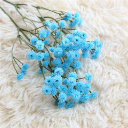 Искусственный цветок Babysbreath Bridal Bouquet Home Party Wedding Decorations -