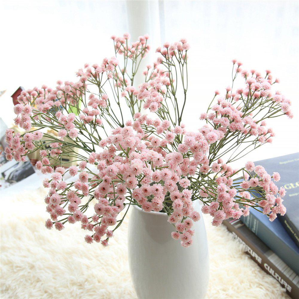 Best Artificial Flower Babysbreath Bridal Bouquet Home Party Wedding Decorations