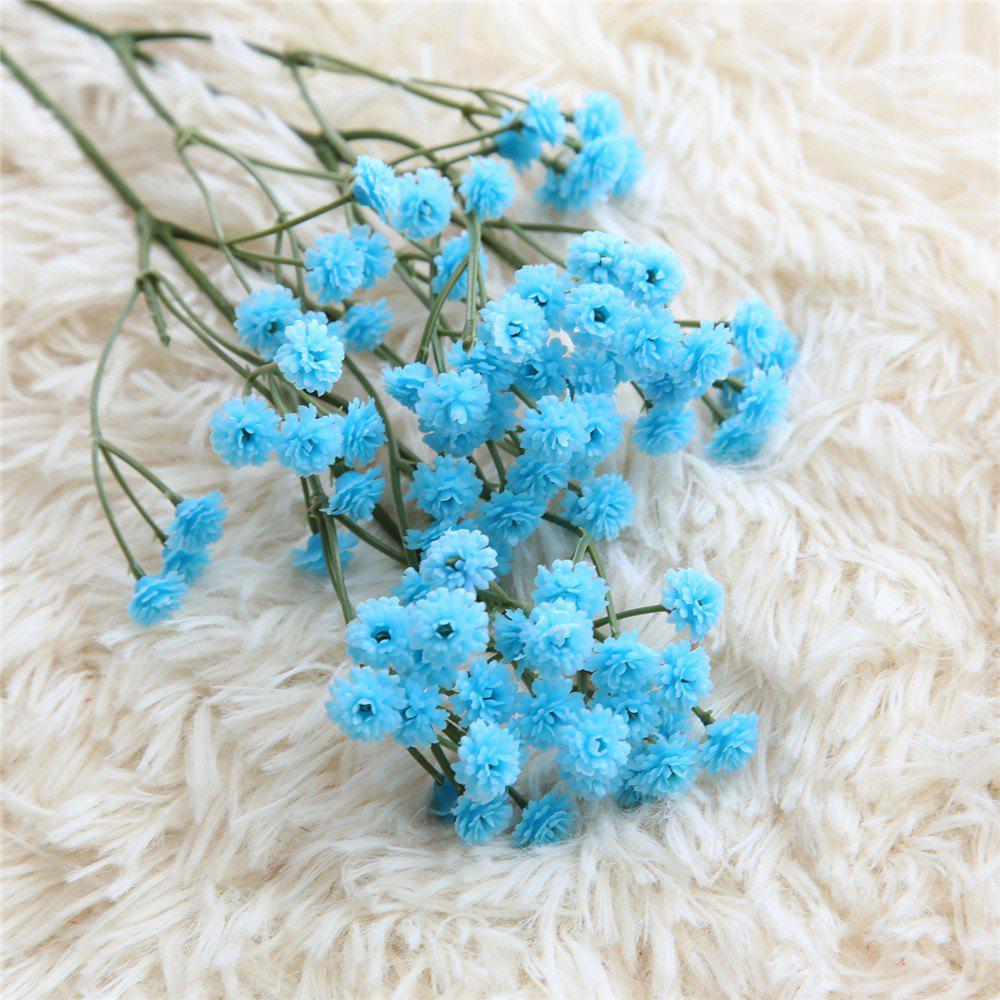 Искусственный цветок Babysbreath Bridal Bouquet Home Party Wedding Decorations