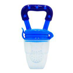 Baby Rubberized Pacifier Bite Bite Bite Bag Baby Food Supplement Feeder -