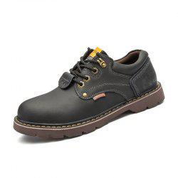 Mens Fashion Workers Shoes Casual  Boots -
