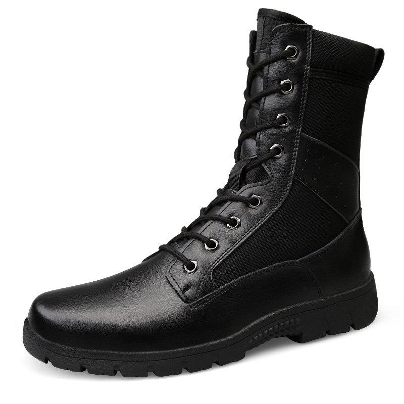 Fancy Special Combat Boots Men'S  Shoes